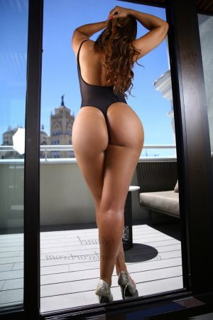 Stana ebony escort girl in Kapaa