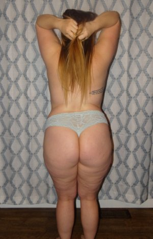 Halina escort girl