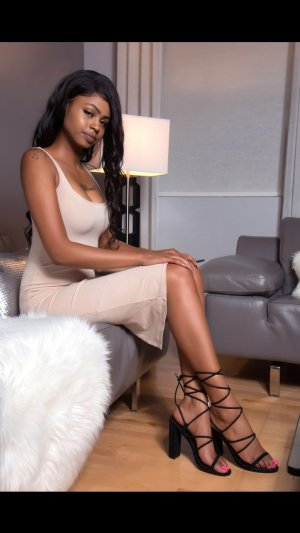 Nedia ebony live escorts