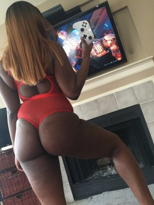 Marie-dominique ebony escort girl in Nashville